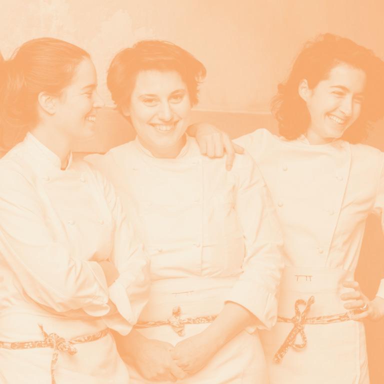 Giulia Marea Scialanga, Sara Nicolosi e Cinzia De Lauri